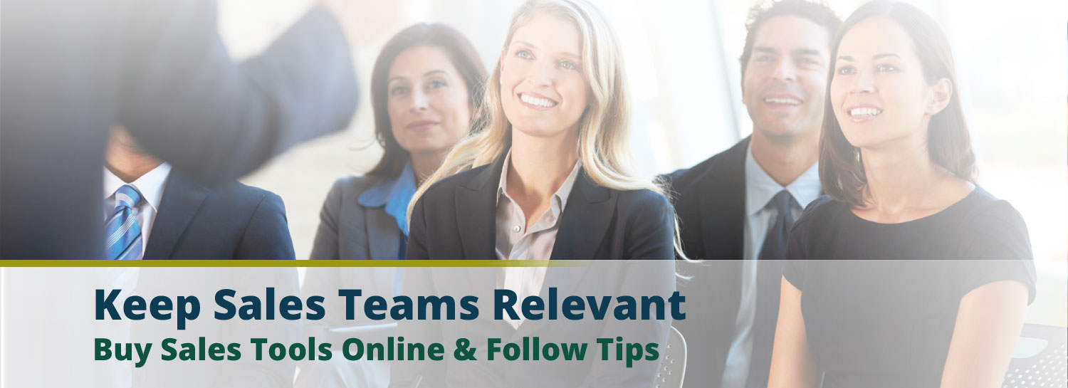 Keep sales relevant with Troy Harrison
