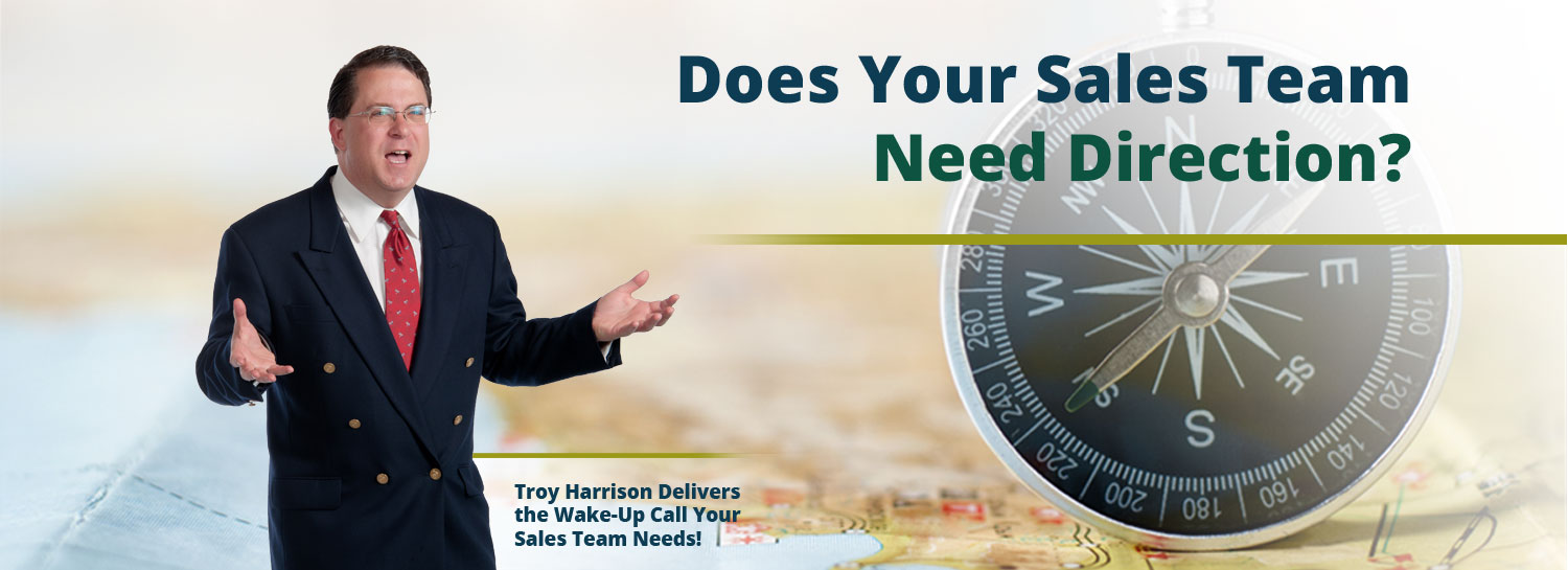 Give Your Sales Team Direction